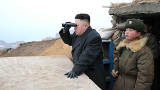 USA warnen Nordkorea und hoffen auf China