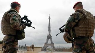 Brüsseler Terroristen hatten eigentlich Frankreich im Visier