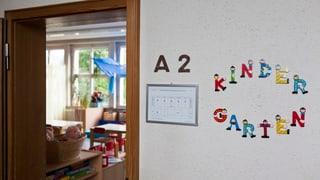Mundart und Hochdeutsch in Luzerner Kindergärten