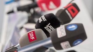 Libertad da pressa: Svizra è sin plaz 5
