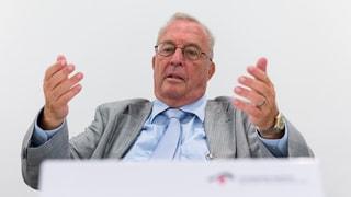 Lebrument: «Esser cunter gieus olimpics è dubius»