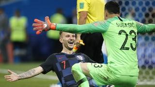 Kroatien beendet Russlands WM-Märchen