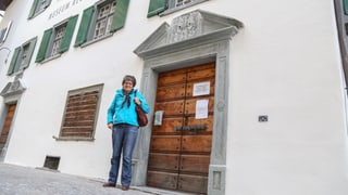 Museum regiunal Surselva: La renovaziun progredescha