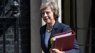 May will Parlament beim Brexit aussen vor lassen