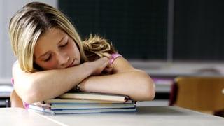 Immer gut sein, immer besser sein – und dann zusammenbrechen. Das Burnout-Syndrom ist bei Kindern und Jugendlichen angekommen.
