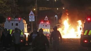 Journalistin bei Ausschreitungen in Nordirland getötet