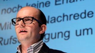 Remo Stoffel bleibt im Handelsregister der Therme Vals