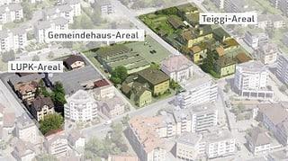 Zentrum von Kriens soll für 130 Millionen umgebaut werden