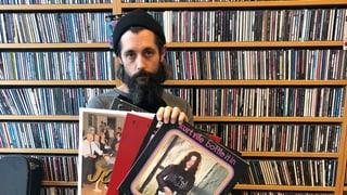 Wir legen diese Woche Vinyl auf
