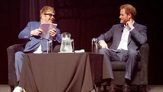 Elton John: «Prinz Harry hat das Mitgefühl seiner Mutter Diana»