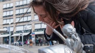Zürich schickt das Wassergesetz bachab