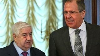 Syrien will offenbar mit Aufständischen reden