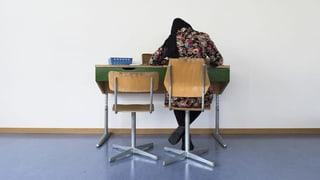 Kinder aus dem Bundesasylzentrum gehen in öffentliche Schulen