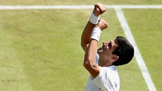 Djokovic en final da Wimbledon