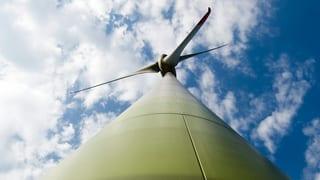 Wind-Energie löst im Aargau politischen Sturm aus
