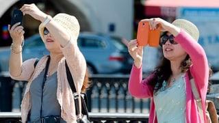 Zürich lockt einmal mehr mehr Touristen an