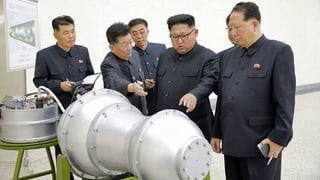 Nach möglichem Test einer Wasserstoffbombe: Nordkorea ist technisch einen entscheidenden Schritt weiter, sagt Experte Michael Haas.