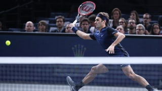 Federer scheitert an Isner