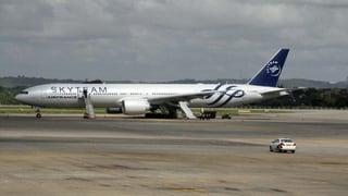 Falscher Alarm an Bord von Air-France-Maschine