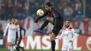 Rodriguez scheitert mit Milan dramatisch (Artikel enthält Video)