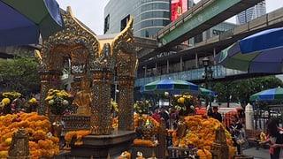 Die Touristen sind zurück in Bangkok