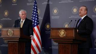 USA e Tirchia vulan collavurar en la Siria