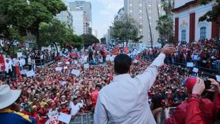 «Wasser weg, Strom weg, jetzt muss Maduro weg»