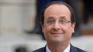 Hollande packt ein heisses Eisen an