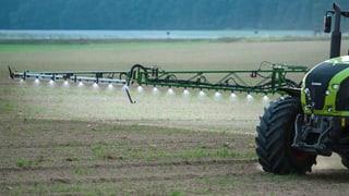 Tramess iniziativas da pesticids per l'aua giù