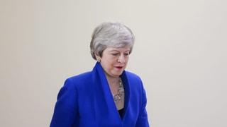 Wann tritt Theresa May zurück?