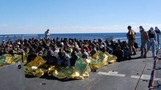 Neue Flüchtlingswelle erreicht Italien