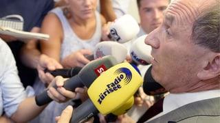 Fall «Carlos»: Der Druck auf Regierungsrat Martin Graf nimmt zu