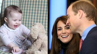 Jö-Alarm: Neue Bilder von Prinzessin Charlotte
