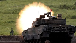 Globaler Waffenhandel boomt