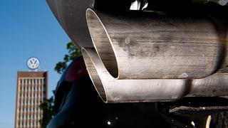VW muss eine Milliarde Bussgeld zahlen