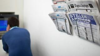 Arbeitslosenquote in Solothurn sinkt auf 2,7 Prozent