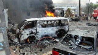 Tote bei Anschlag auf Präsidentschaftspalast im Jemen