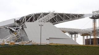 Brasilien und das grosse Stadionproblem