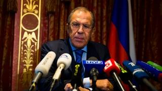 Ukraine-Konflikt: Lawrow fordert weitere Gespräche