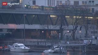 Video «Wir unter der Dreirosenbrücke (1/5)» abspielen
