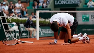 Djokovic scheitert an Thiem – Nadal profitiert von Aufgabe