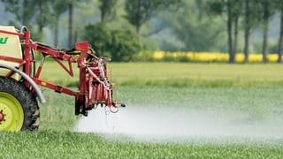 Schweizweite Massnahmen gegen das umstrittene Fungizid