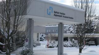 Spital Heiden zur Hälfte schuld am Defizit