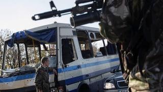 Amnesty findet keine Massengräber in der Ostukraine