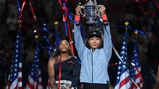 Osaka ist US-Open-Siegerin