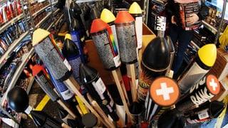 Grossverteiler verzichten auf Feuerwerkverkauf
