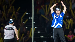 Trotz Körpergrösse: Stéphane Lambiel gewinnt Superzehnkampf