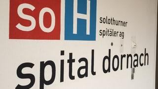 Sanierung und Erweiterung – das Spital in Dornach baut aus
