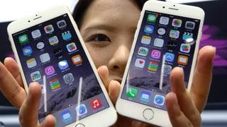 iPhone 6 sei Dank: Apple mit  Ergebnis der Superlative