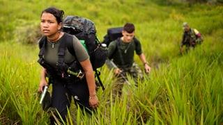 Von Dschungelkriegern zu Zivilisten